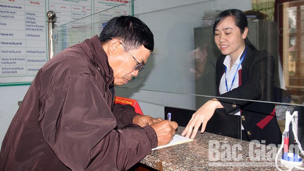 Bắc Giang: 192/230 xã đạt chuẩn tiếp cận pháp luật